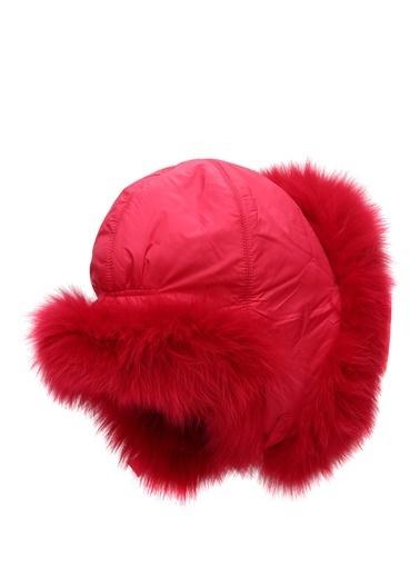 Yves Salomon Yves Salomon Fuşya Kız Çocuk Şapka 101590836 Fuşya